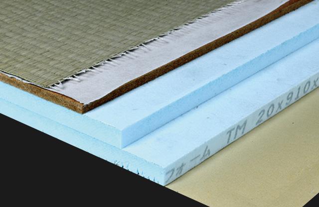 二層型畳床