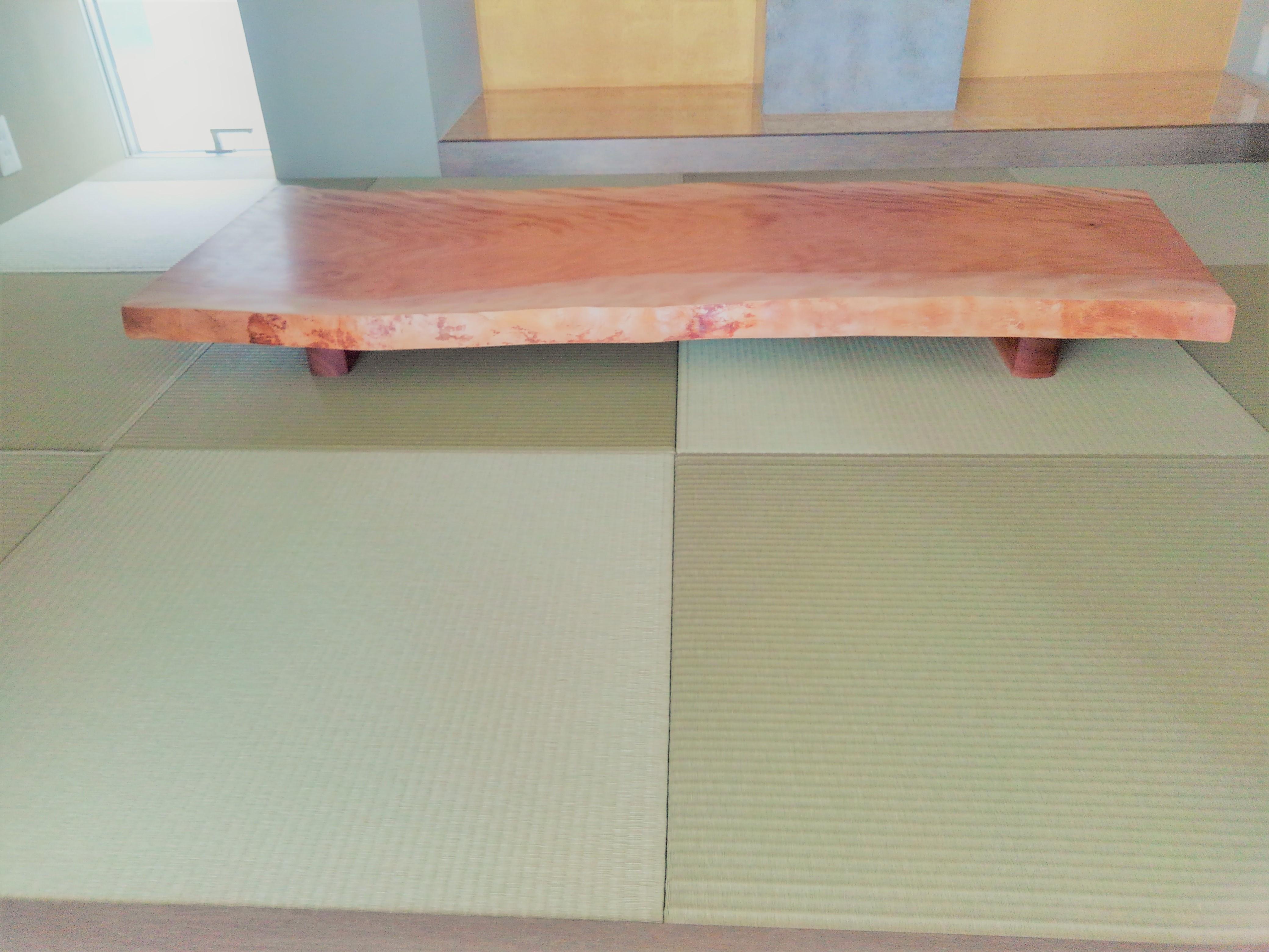 板野町,琉球畳でスタイリッシュな和室に